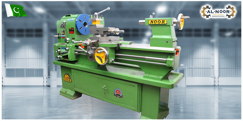 Conventional Lathe Machines in Pakistan – Price & Specs