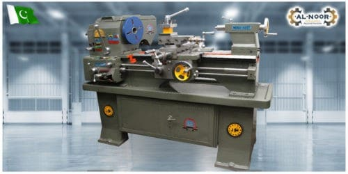 Heavy Duty Lathe Machines in Pakistan – Specs and Prices