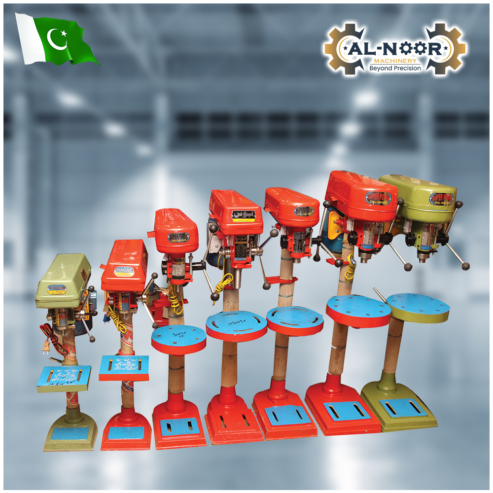 Pillar Industrial Drill Machines in Pakistan – Sale Price 2021